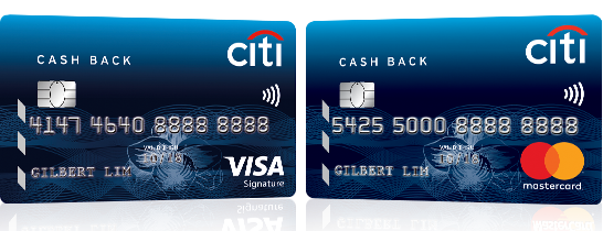 Merchant Category Code – Citibank Cash Back credit card